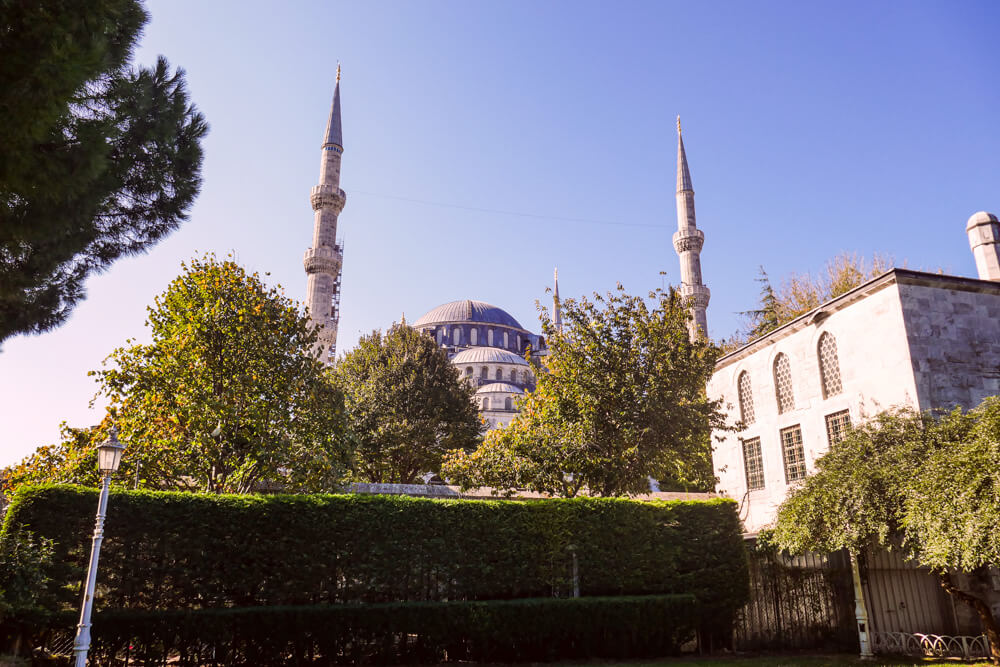 Image: Istanbul Blue Mosque