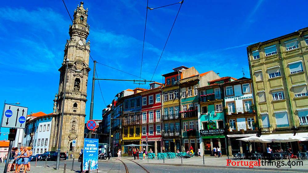 Image: Clerigos in Porto