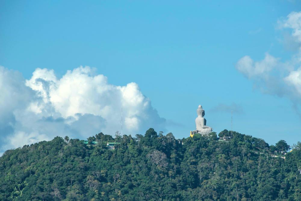 Image: Phuket big Buddha