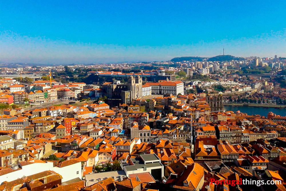 Image: Porto city view