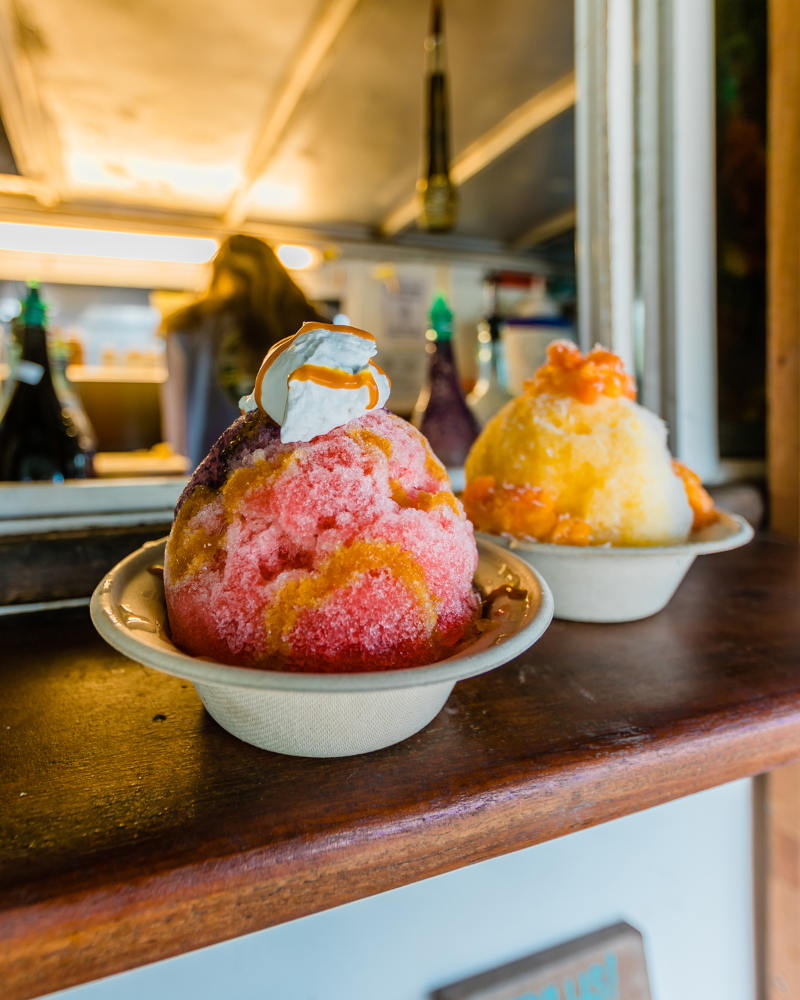 Image: Hanalei Shave Ice