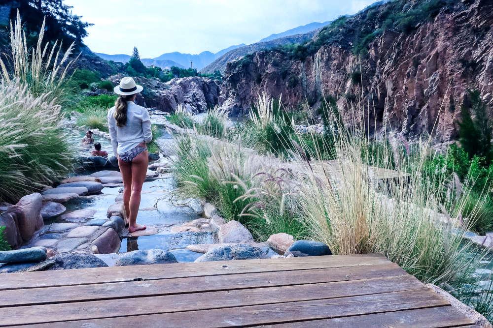 Image: Thermal spa in Mendoza