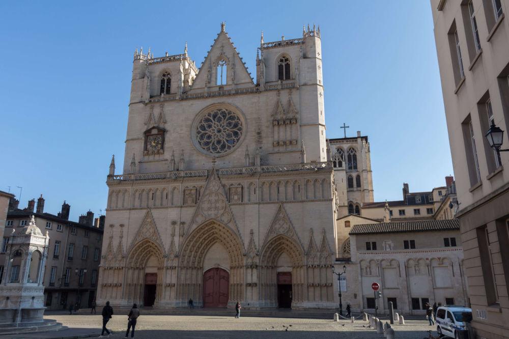 Image: Cathédrale Saint-Jean-Baptiste de Lyon