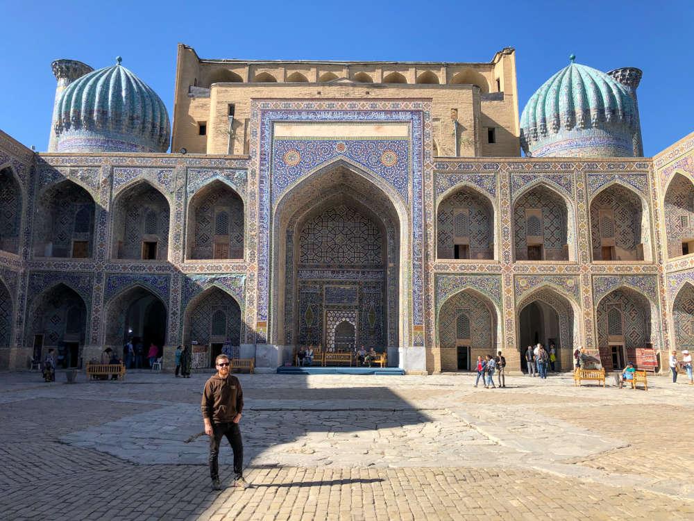 Image: Registan in Samarkand, Uzbekistan