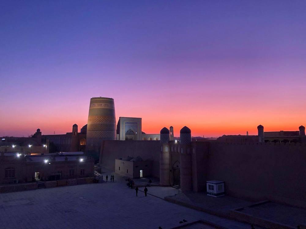 Image: Khiva in Uzbekistan