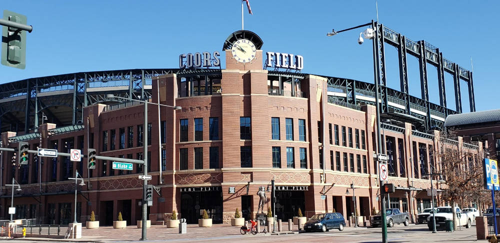 Image: Coors Field in Denver