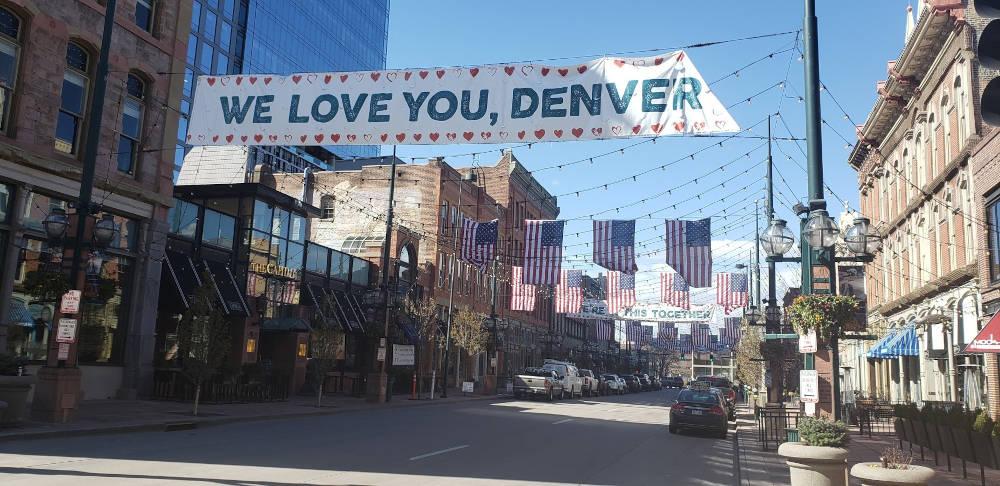 Image: Larimer Square in Denver