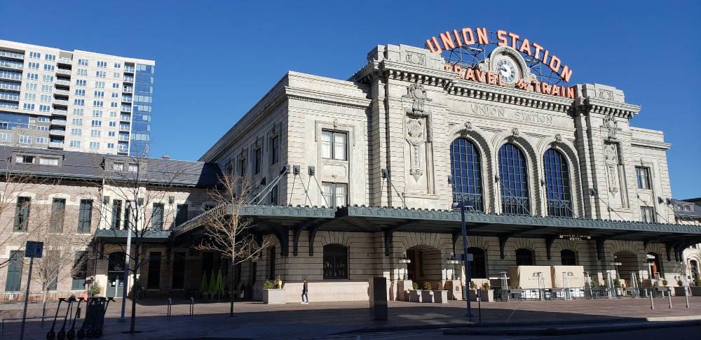 Image: Union Station in Denver