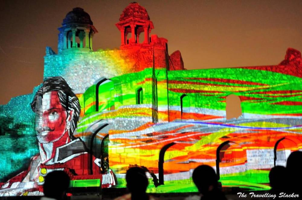 Image: Purana Qila Light & Sound Show in Delhi