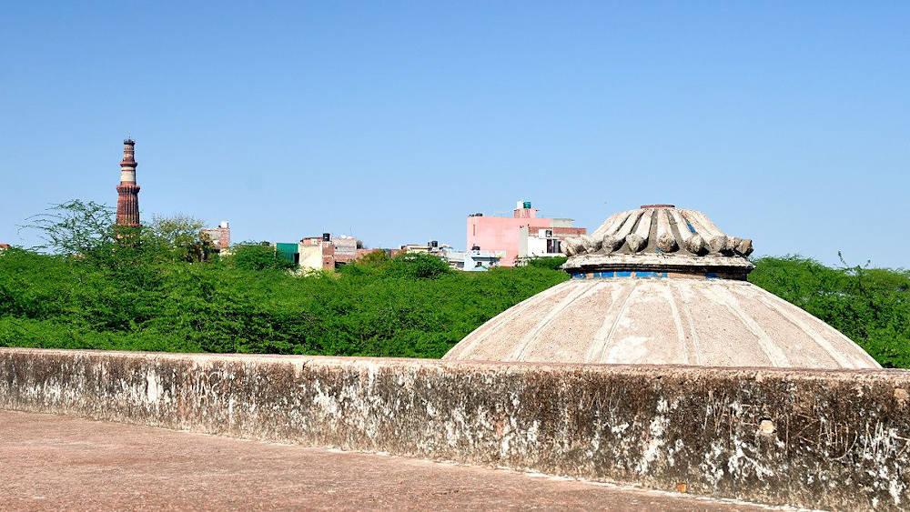 Image: Qutub Minar in Delhi