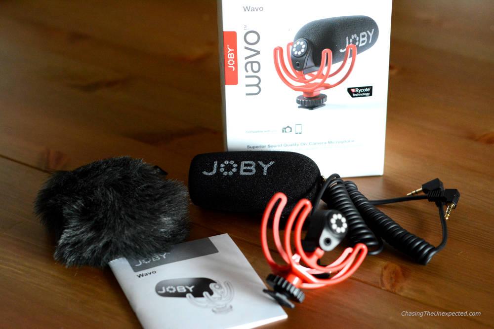 Image: Joby Wavo microphone