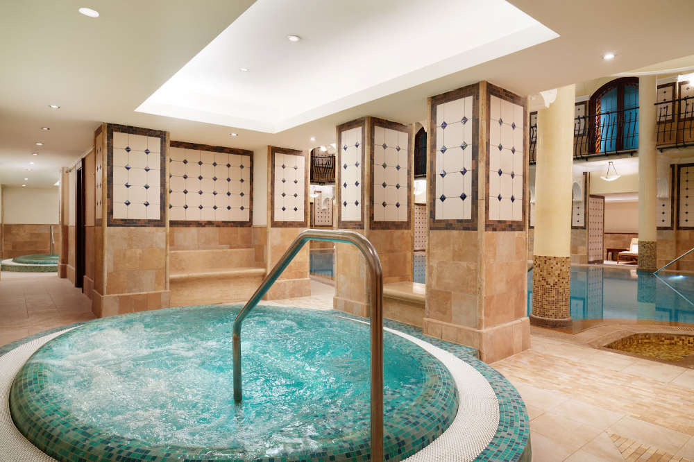 Image: Corinthia Budapest 5-star hotel