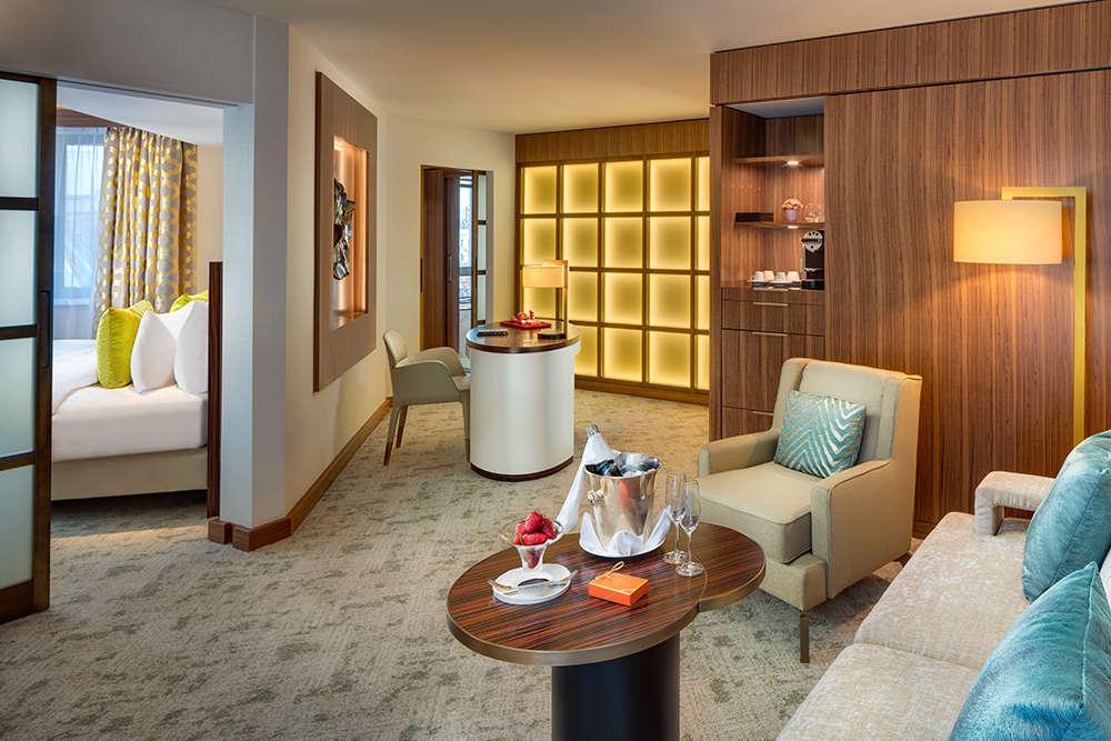 Image: Kempinski Hotel Corvinus Budapest 5-star hotel
