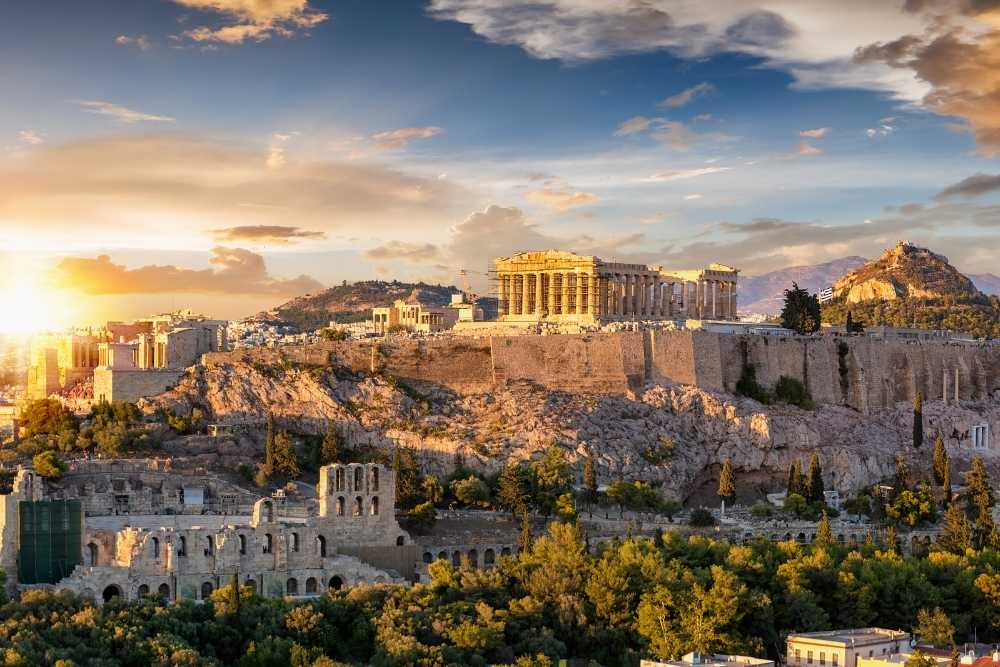 Image: Athens included in Greece best tours