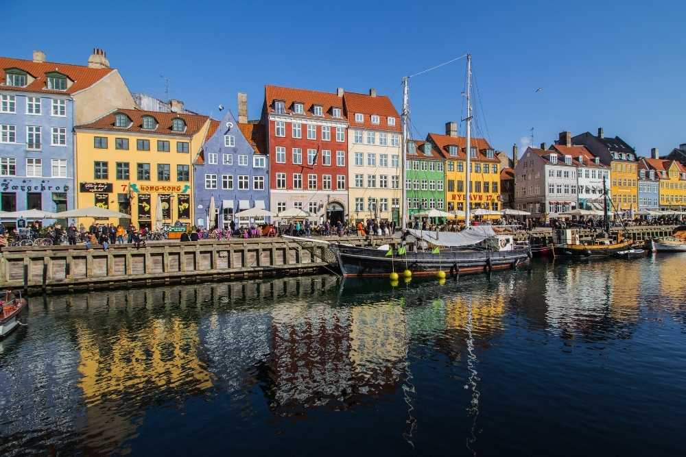 Image: Copenhagen best europe tours