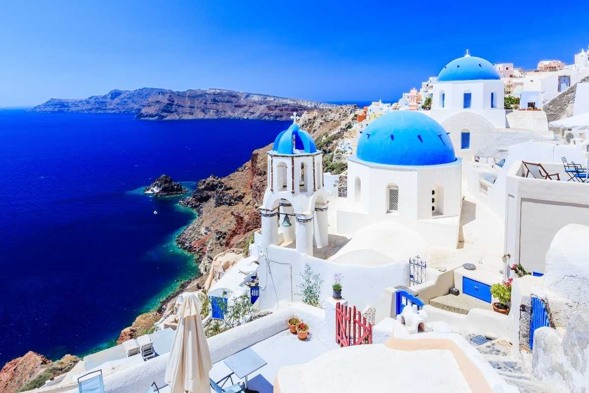 Image: Santorini, Greece