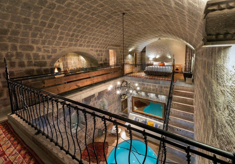 Image: Argos in Cappadocia hotel suite