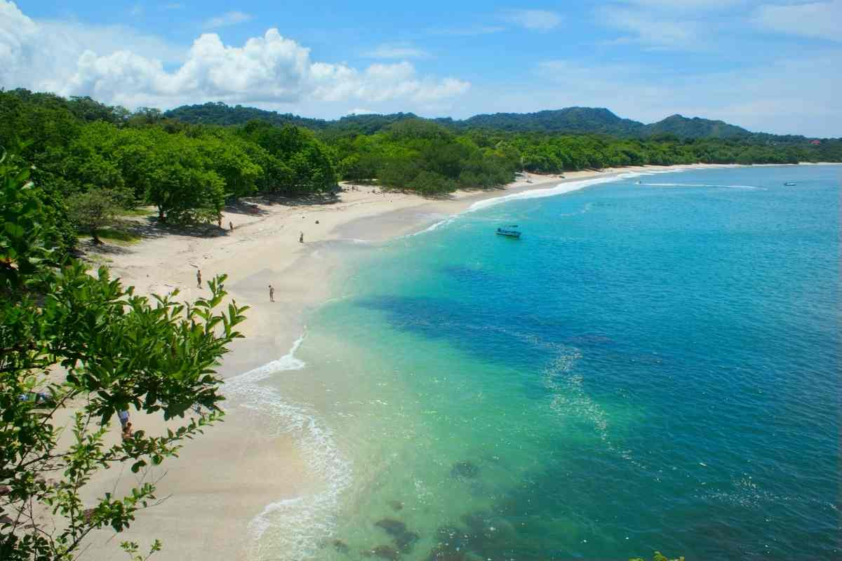 Image: Beaches in the best Costa Rica tours