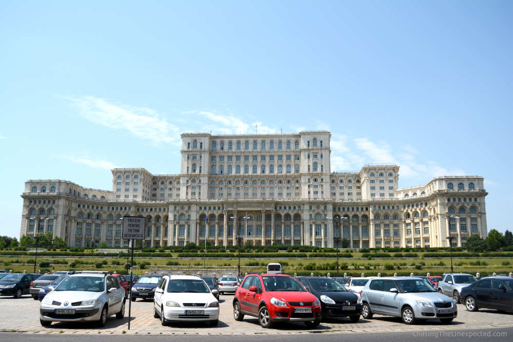 Image: Bucharest, Romania, to visit in the best eastern European tours