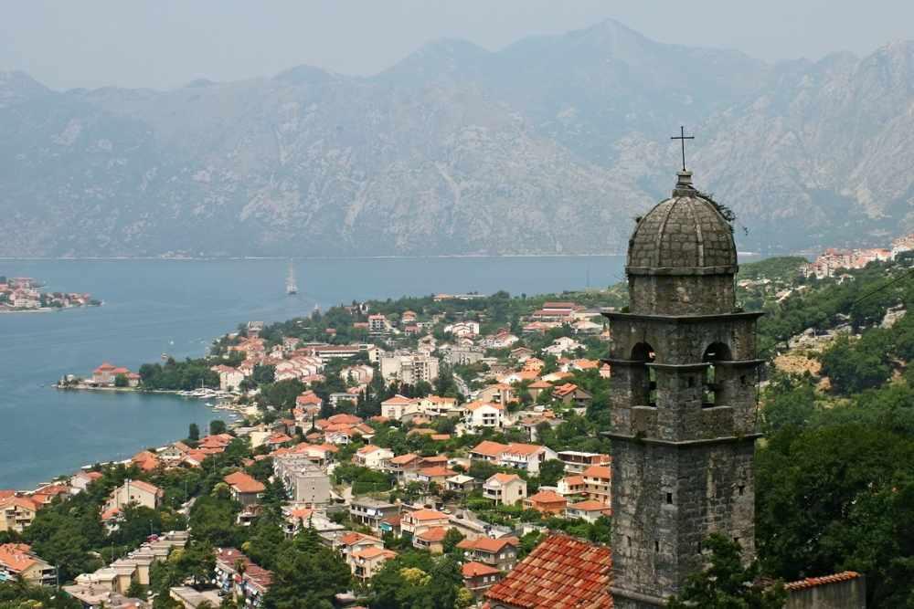 Image: Kotor in Montenegro, Eastern Europe
