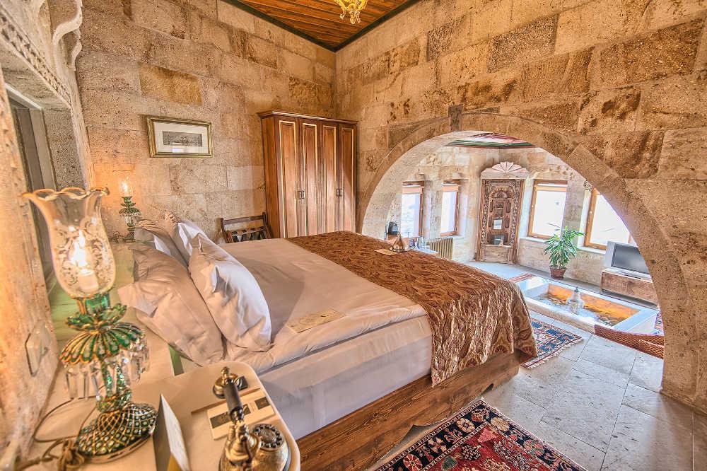 Image: Museum Hotel in Cappadocia, Turkey