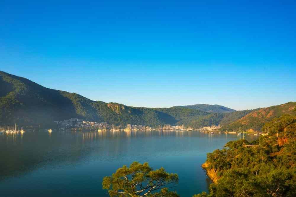 Image: Fethiye in Turkey trips
