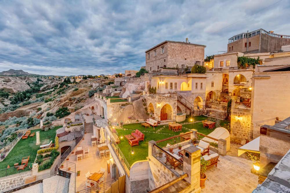 Image: Taskonaklar hotel in Cappadocia, Turkey