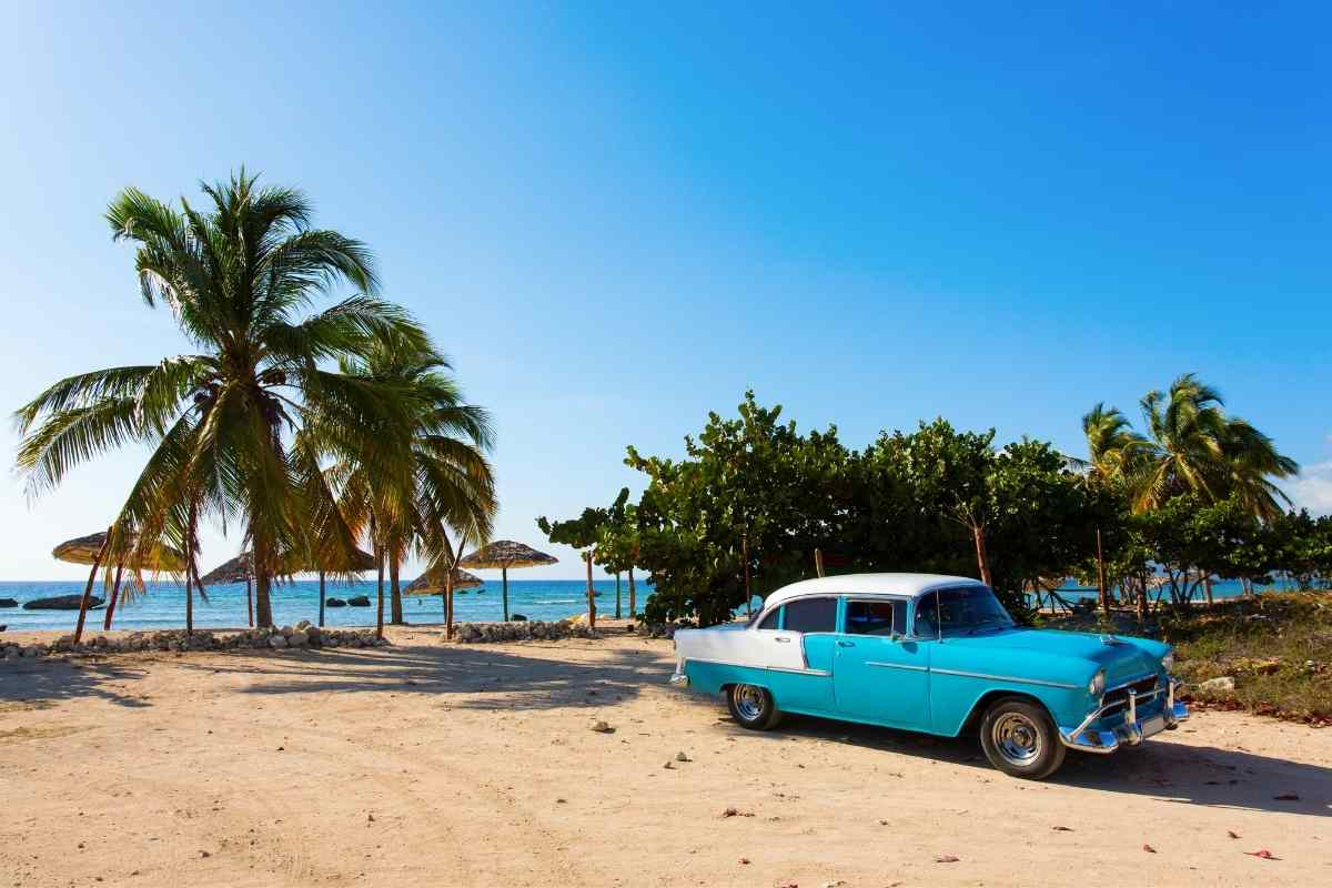 Image: Beaches in the best Cuba tours
