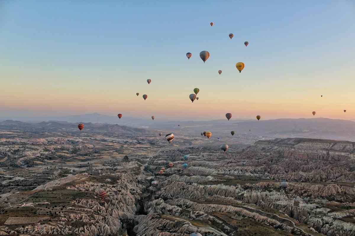 Image: Cappadocia in the best Turkey tours