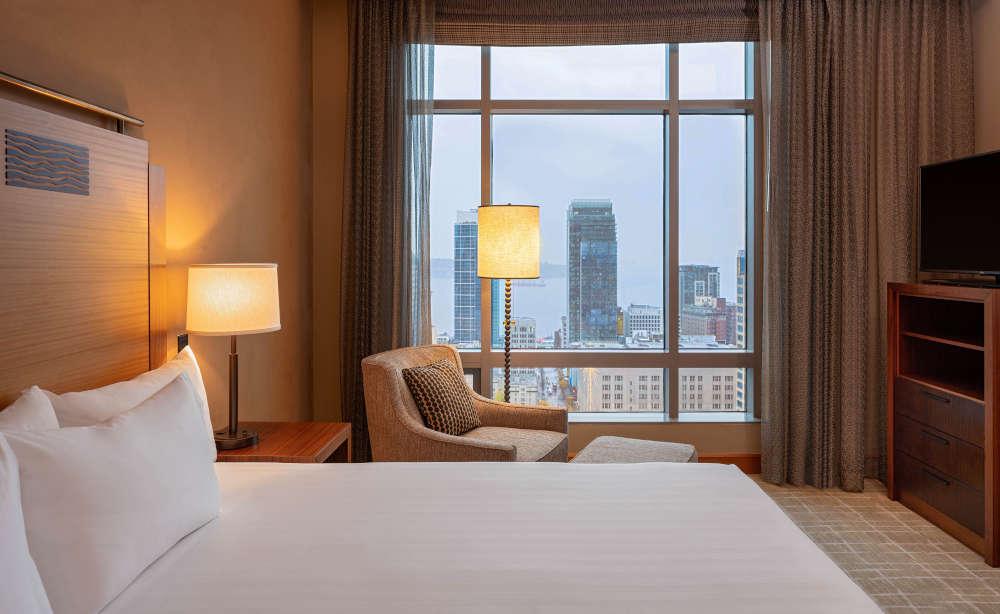 Image: Grand Hyatt Seattle hotel