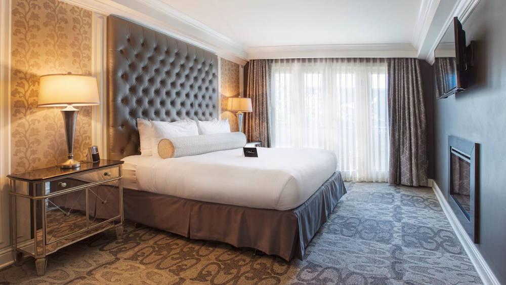 Image: Room of Hotel Ballard in Seattle