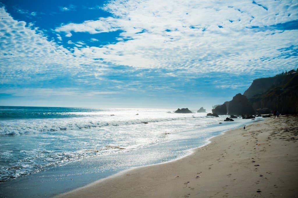 Image: California coastline in 10 days