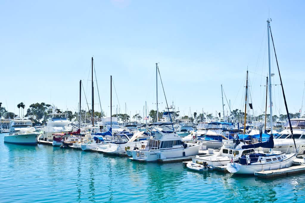 Image: Dana Point in San Diego to visit on a 10-day California road trip