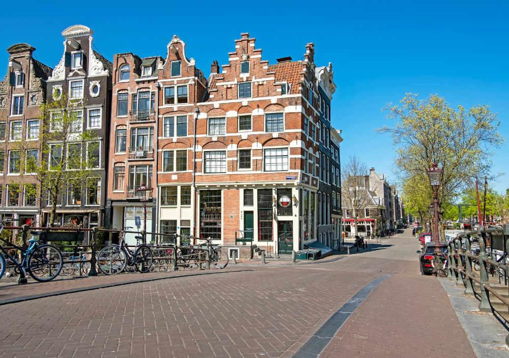 Image: Jordaan Neighborhood in Amsterdam