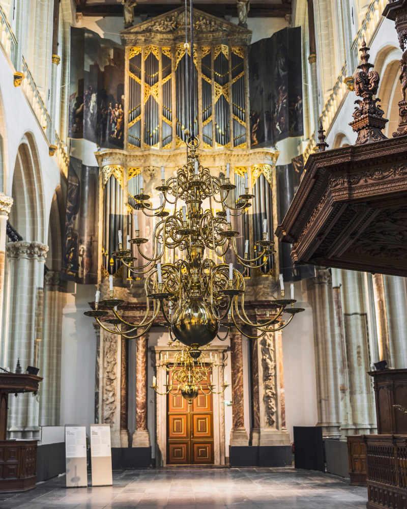Image: Nieuwe Kerk in Amsterdam