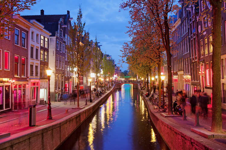 Image: Red Lights District to see in 3 days in Amsterdam