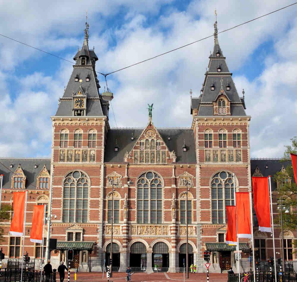 Image: Rijksmuseum in Amsterdam