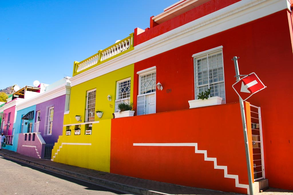 Image: Bo Kaap in Cape Town