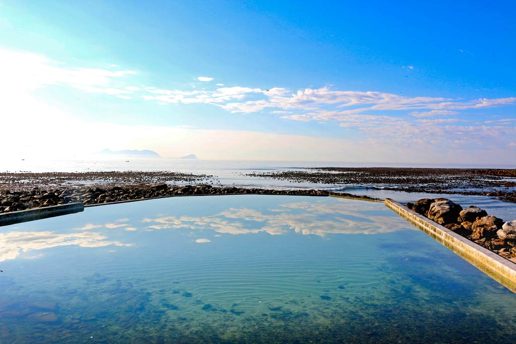 Image: Tidal Pool in Cape Town
