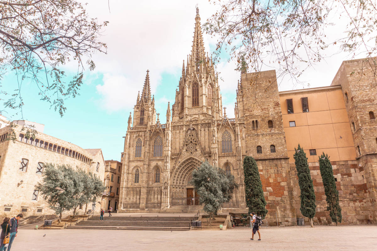 Image: Barcelona Cathedral