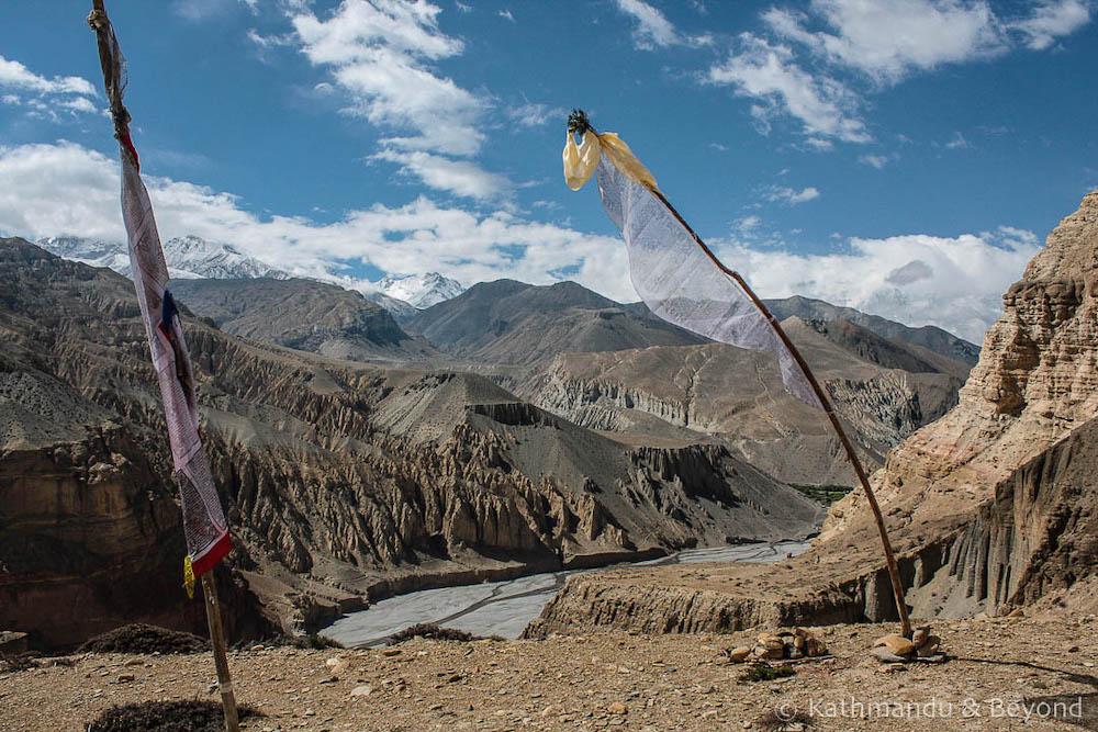 upper mustang nepal trek