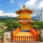 Image: Chin Lin Nunnery in Hong Kong