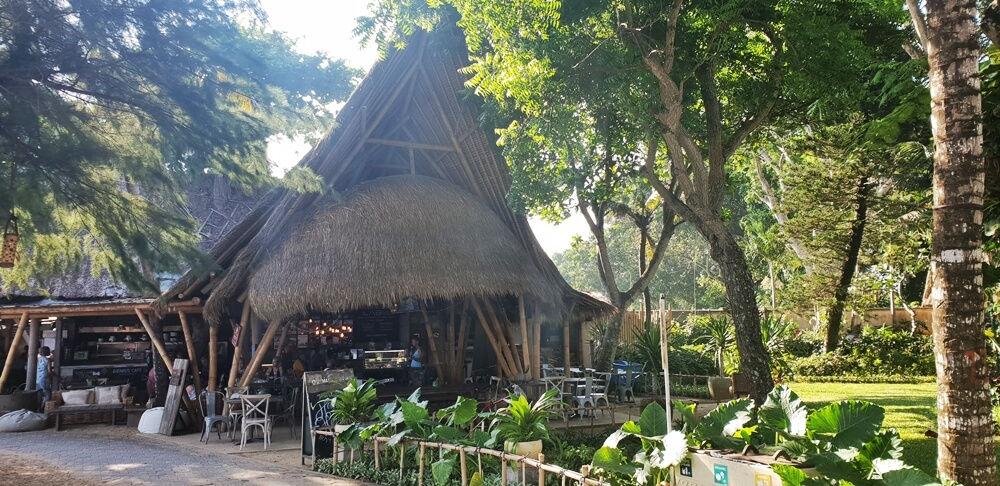 Image: Genius Cafe in Sanur