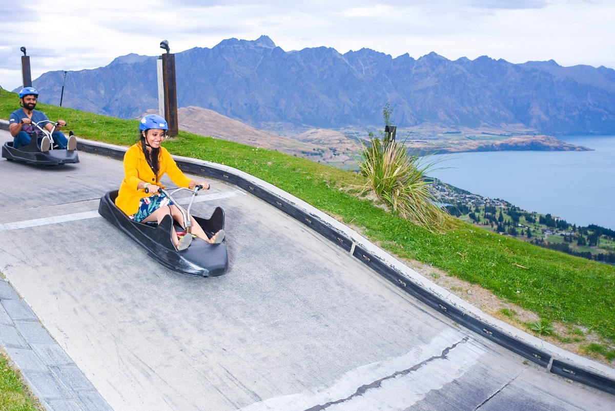 Image: Luge Ride to do in 4 days in Queenstown