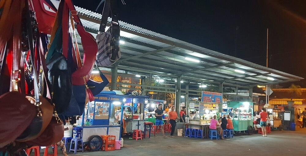 Image: Pasar Sindhu Night Market in Sanur