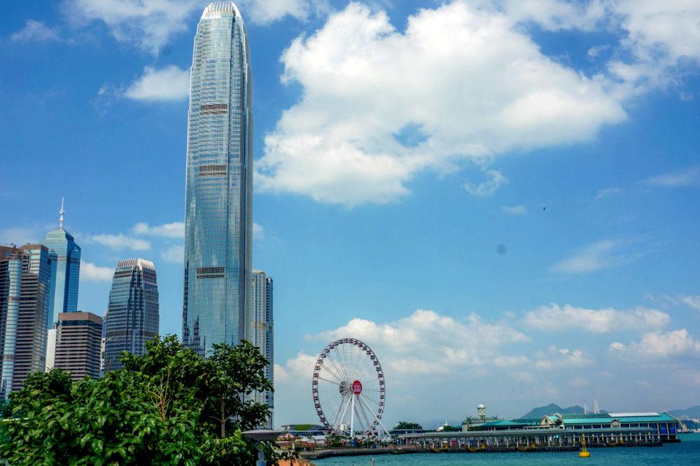 Image: Tamar Park in Hong Kong