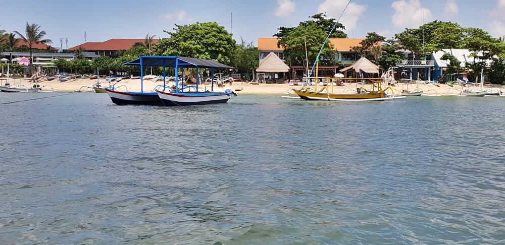 Image: Boat tour in Sanur