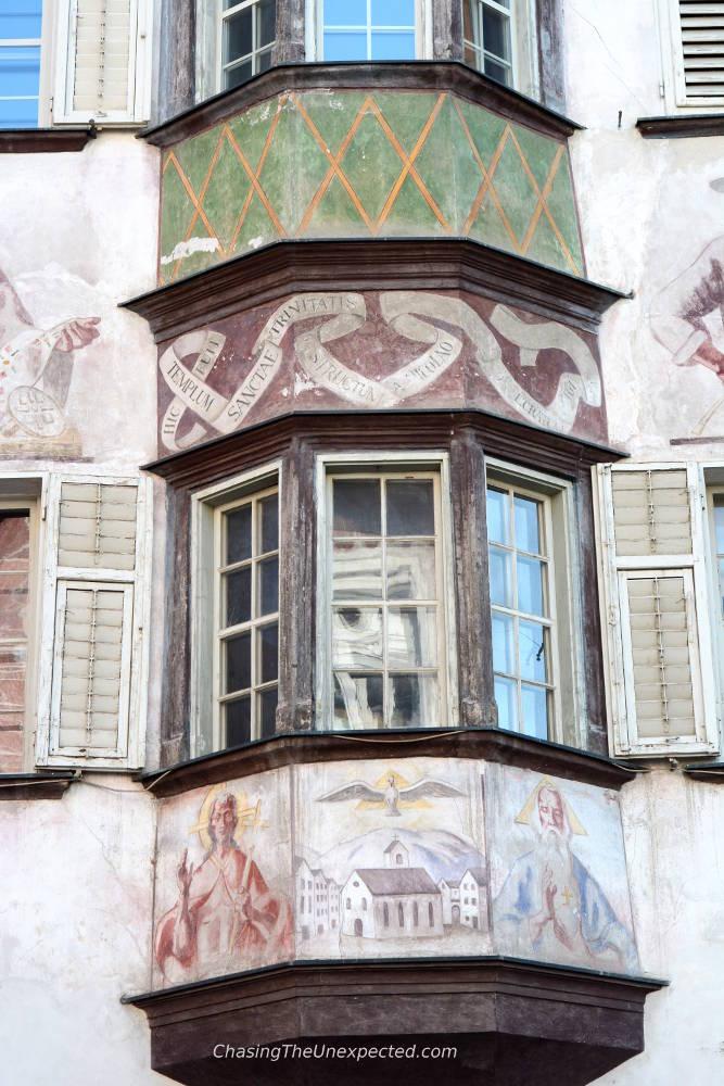 bolzano buildings architecture