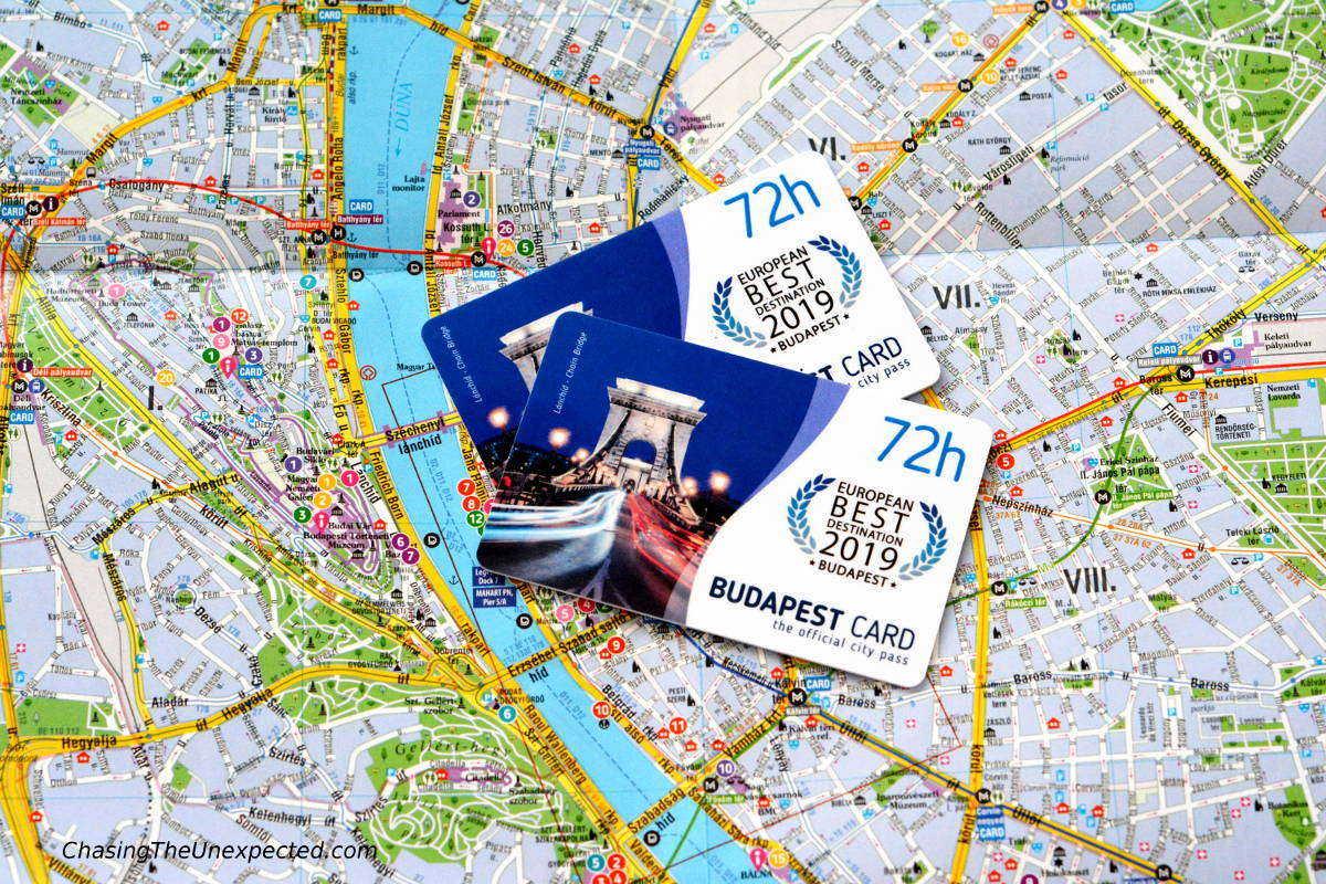 budapest city card 72 hours