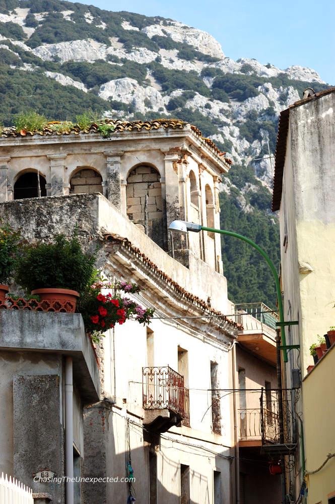 dorgali villages in sardinia